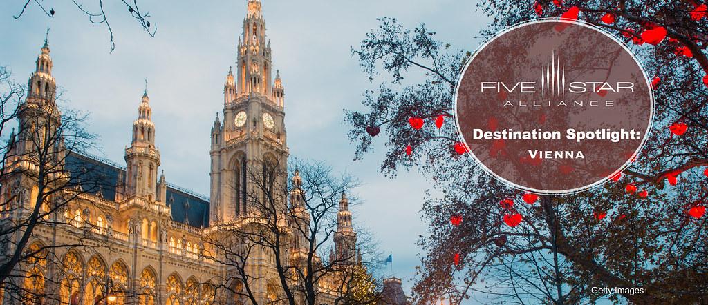 Destination Spotlight 5 Vienna Hotels For The Holidays Five Star