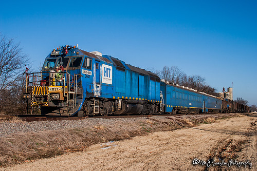 RMSX 601 | EMD GP38M-2 | UP Wynne Subdivision