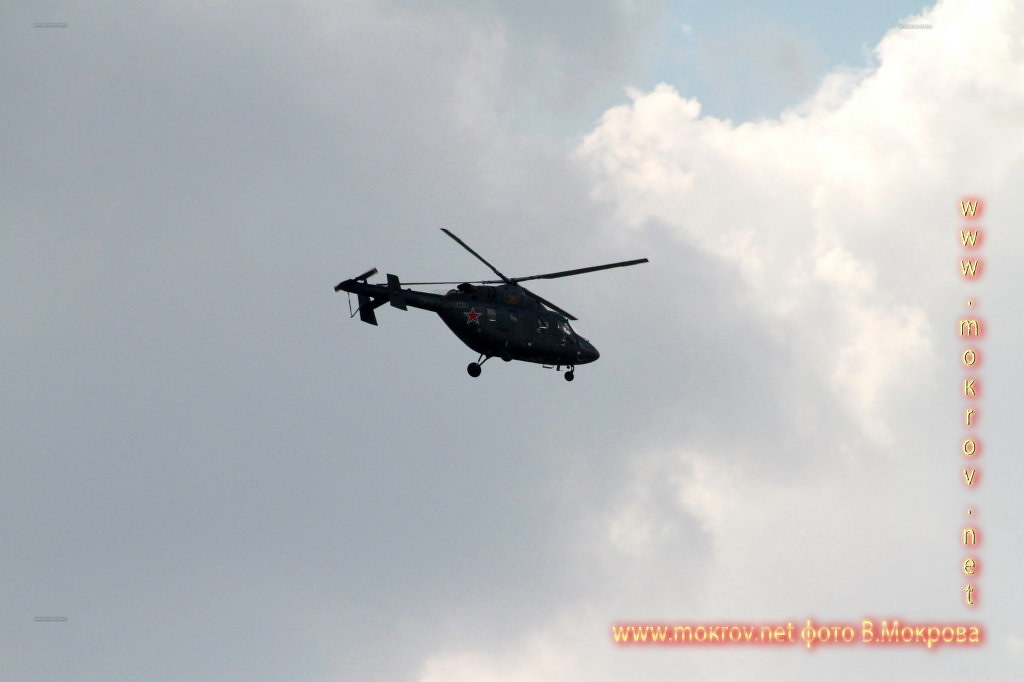 Вертолет Ансат-У.