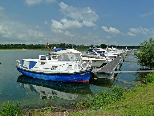 Kleinboothafen Greffern