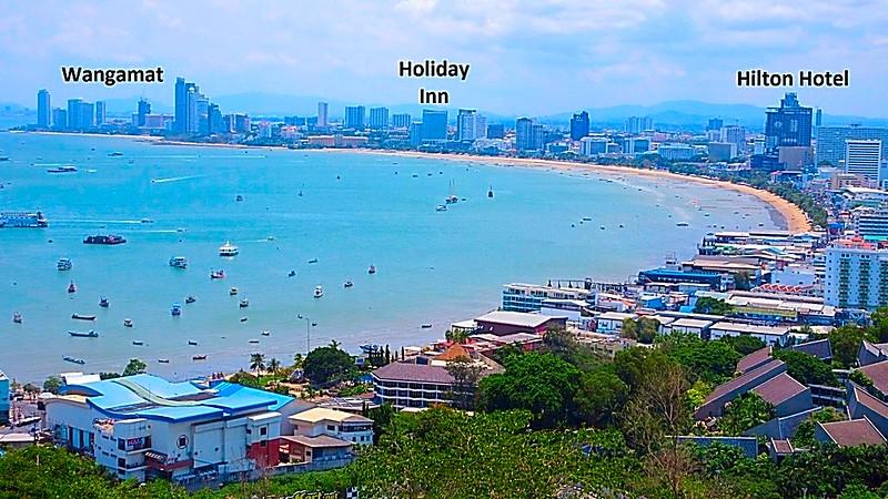 Pattaya Bay Beach Resort Thailand