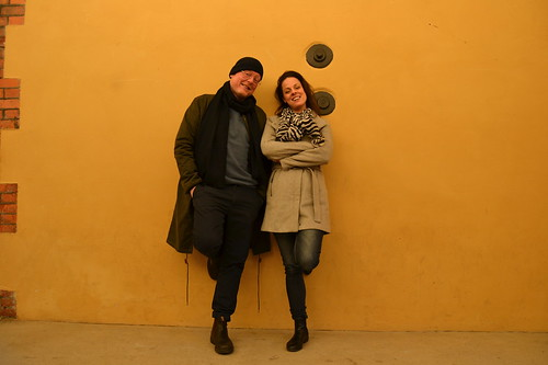Anders Grenzelius och Marlene Lindahl