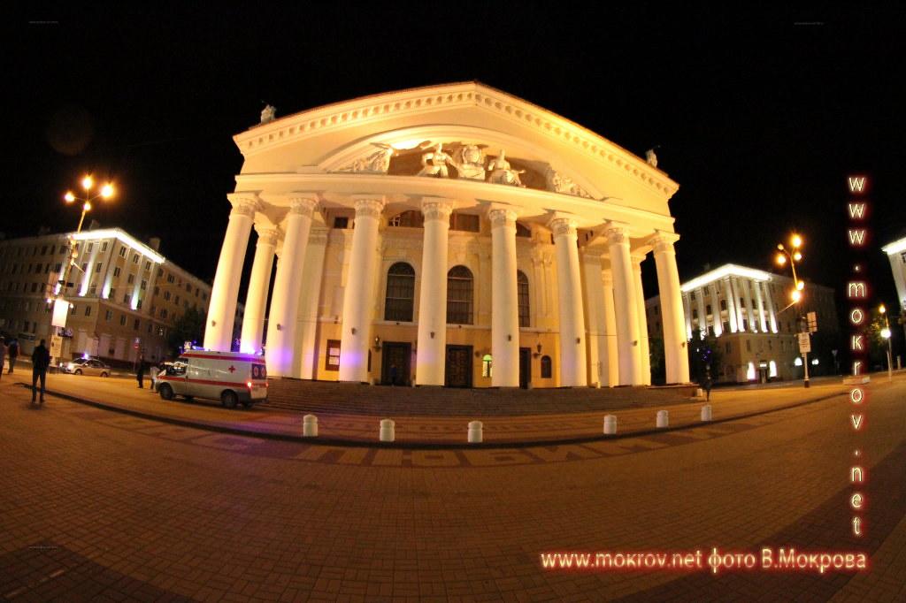 Город Калуга фото сделанные днем и вечером