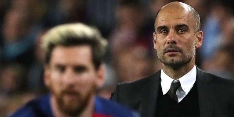 Lionel Messi Tolak Manchester City Karena Pep Guardiola