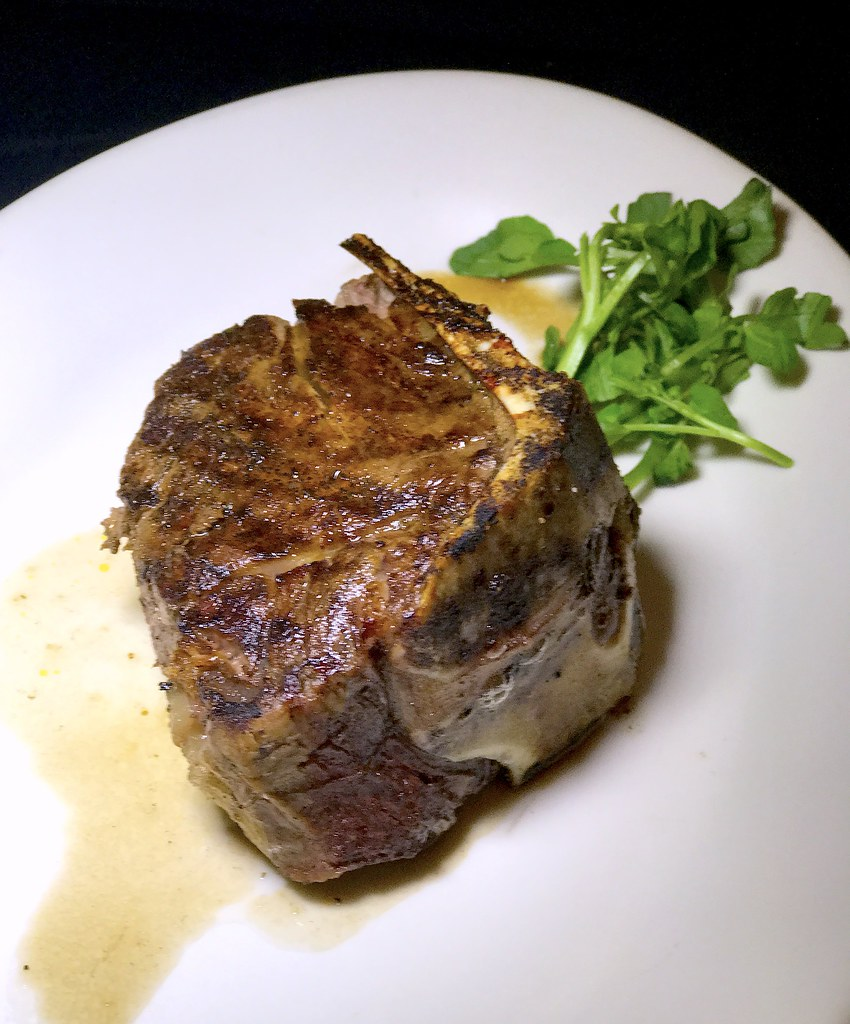 14oz Bone-in Filet Mignon