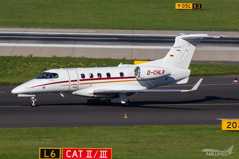 Aero Dienst - E55P - D-CHLR (1)