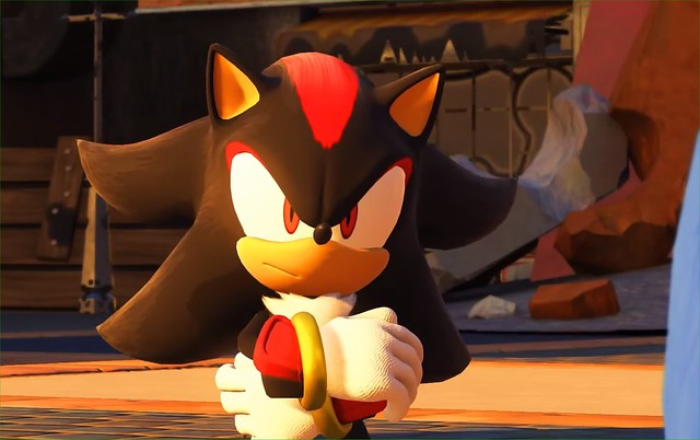Sonic Forces - Infinite Rapes Sonic