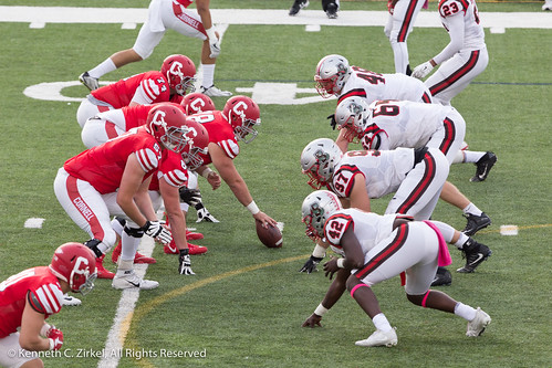 Cornell vs Brown University, october 2017