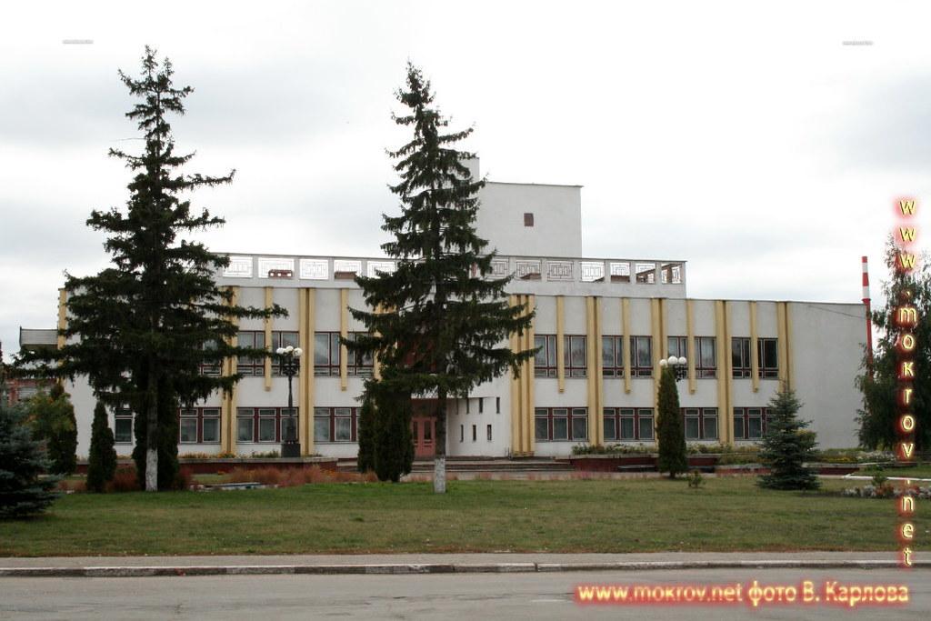 Дом культуры ПГТ Колпна.