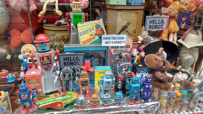"""Museo de Diseño """"hello, robot"""" y el design musem gent - 37597462024 f496c45ca6 c - """"Hello, Robot"""" y el Design Musem Gent"""