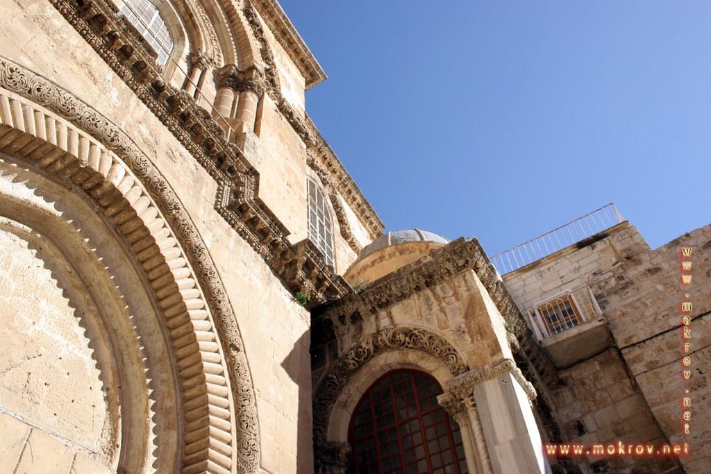 Исторический центр Иерусалима фото достопримечательностей