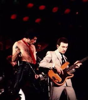 Queen live @ Dublin - 1979