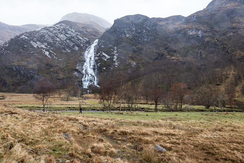 Steal Falls - Glen Nevis - Scotland 2017
