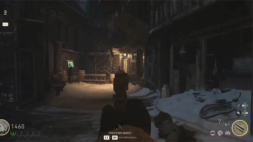 CoD WW2 -10 Perk Locations guide