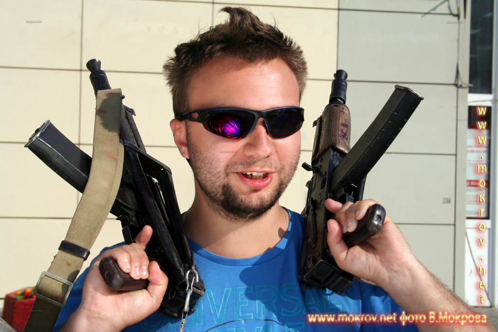 Сергей Дадашьян и портфолио