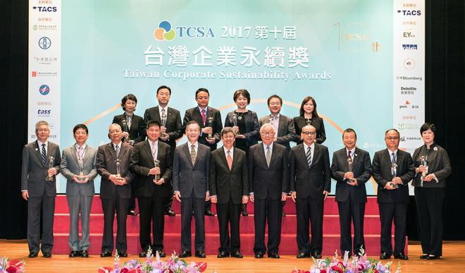 台灣賓士連續兩年獲得台灣企業永續獎的殊榮,讓社會大眾理解其貫徹企業永續策略的決心