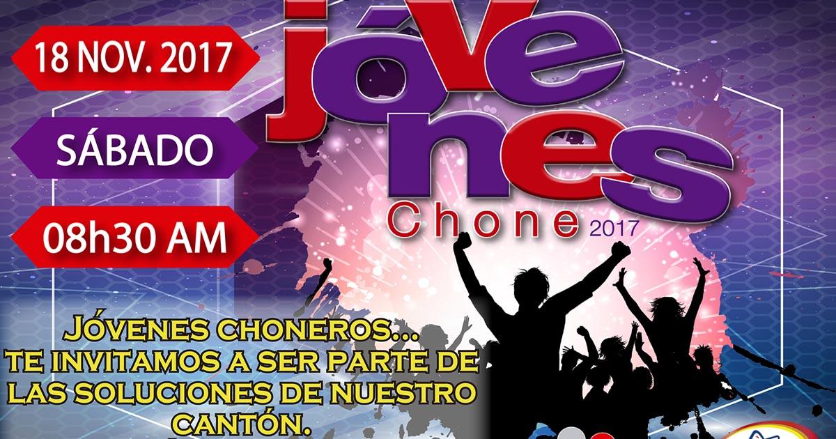 Congreso de jóvenes este sábado 18 de noviembre en Chone