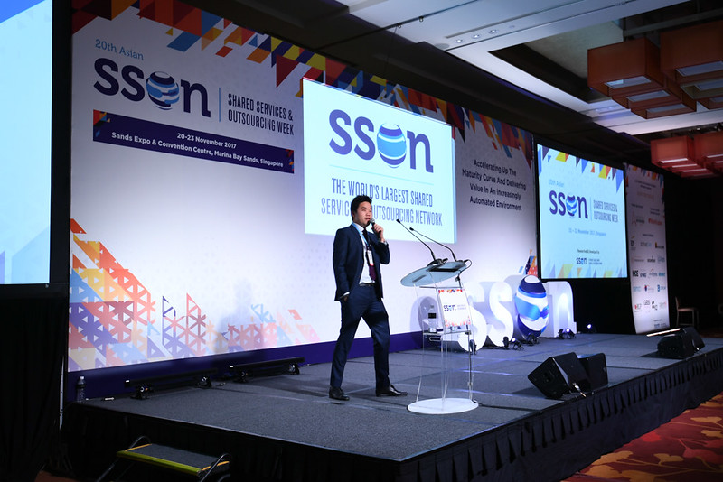 20th Asian Shared Services & Outsourcing Week