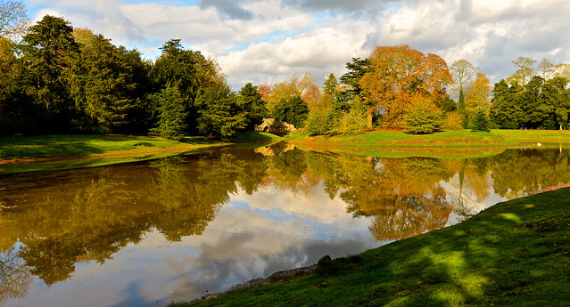 AUTUMN REFLECTIONS AT CROOME