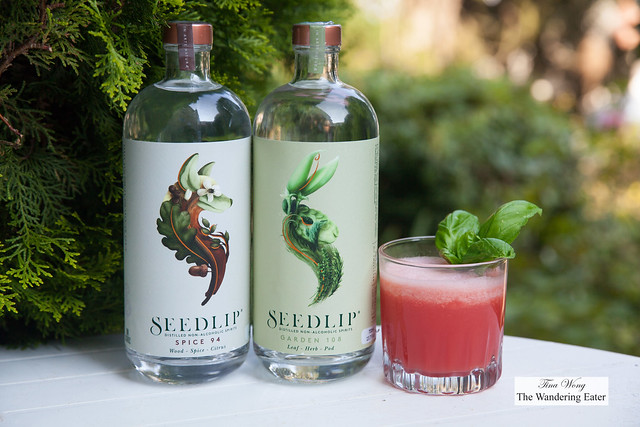 Seedlip, non-alcoholic spirit