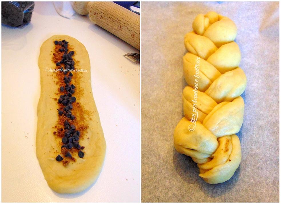 pane dolce preparazione