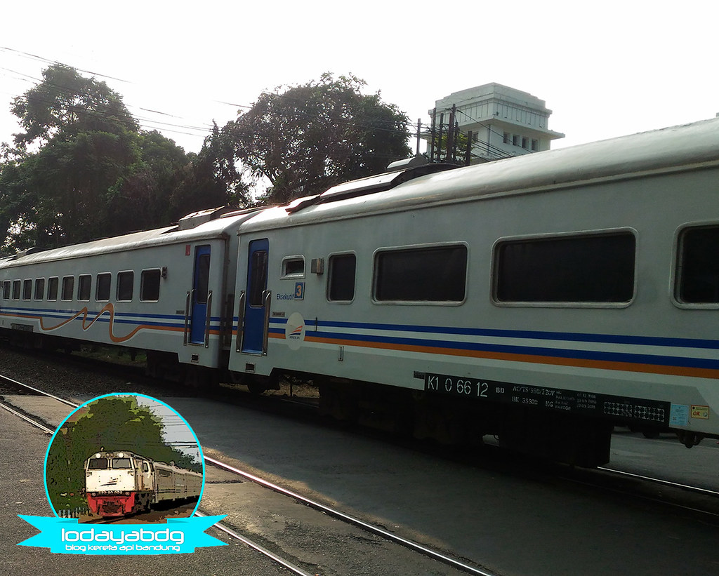 Harga Tiket Kereta Api Lodaya Eksekutif 2018, Masih Termurah!