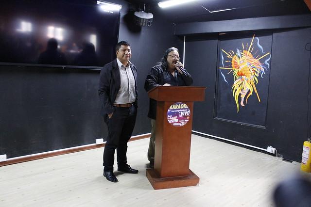 SEGUNDO ENCUENTRO INTERNACIONAL DE POETAS Y NARRADORES