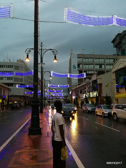 Rainy BSB