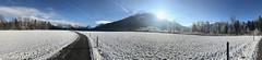 Wintermärchen in Admont