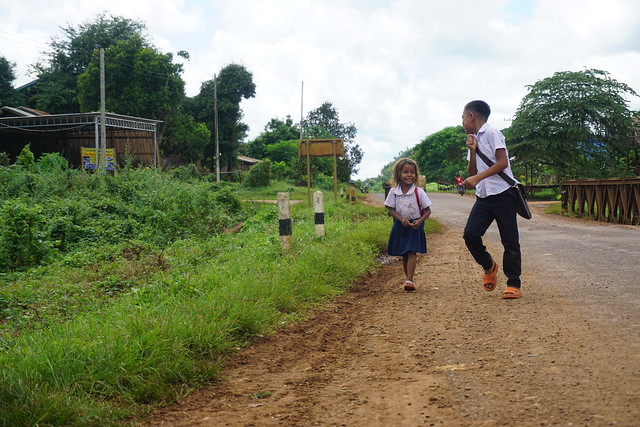 Laos - Bolaven Plateau