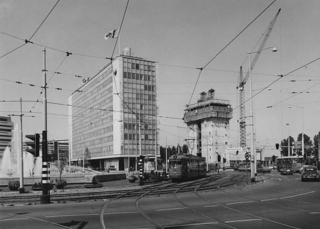 Shellgebouw Hofpoort 1974-5-16