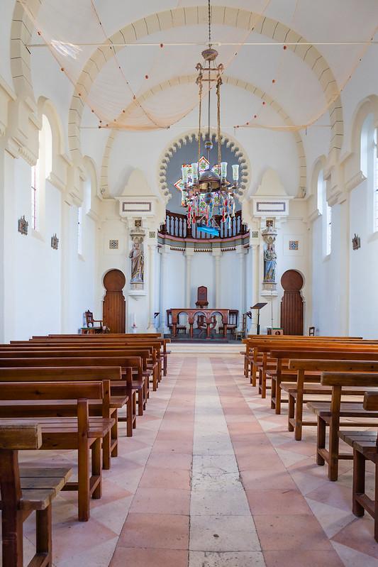 Chapelle de la Villa Algérienne - Cap Ferret - Bassin d'Arcachon - Hiver 2016