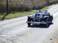 Aston Martin 15-98 Sports Car - 1938