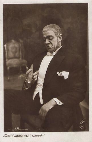 Victor Janson in Die Austernprinzessin (1919)