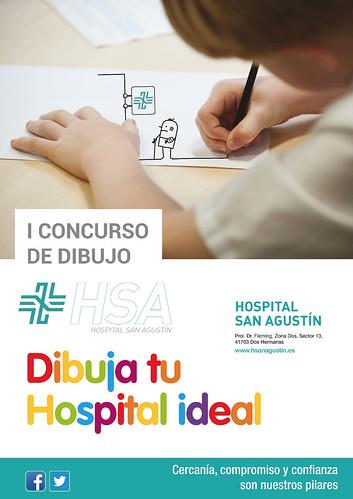 Concurso de Dibujo del Hospital San Agustín
