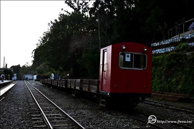 奮起湖火車
