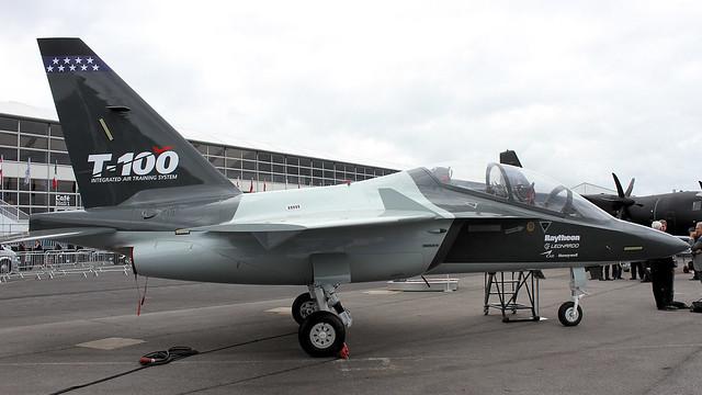 Raytheon LeonardoT-100 FSM