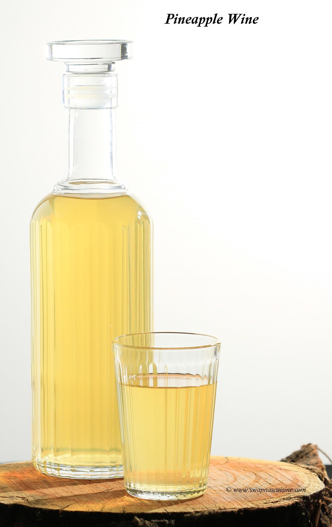 How to make Pineapple Wine