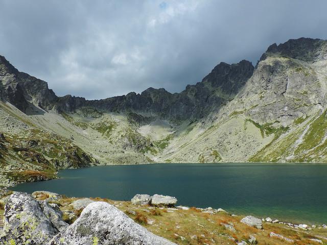Veľké Hincovo pleso, High Tatras, Slovakia