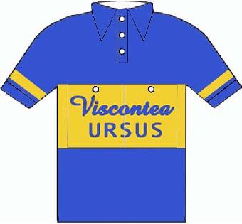 Viscontea Ursus - Giro d'Italia 1949