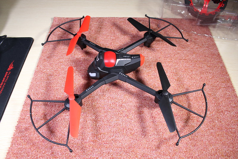 HHD H3 3 in 1 RC Quadcopter 開封編 (38)