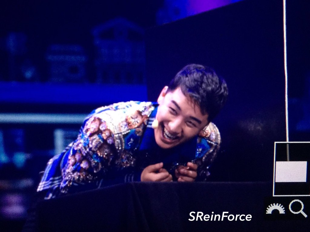 BIGBANG via SReinForce_cn - 2017-12-15 (details see below)