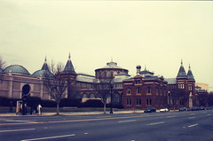 Smithsonian Arts and Industries Building -  Washington DC