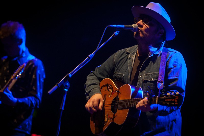 Wilco at the Pageant, November 13, 2017