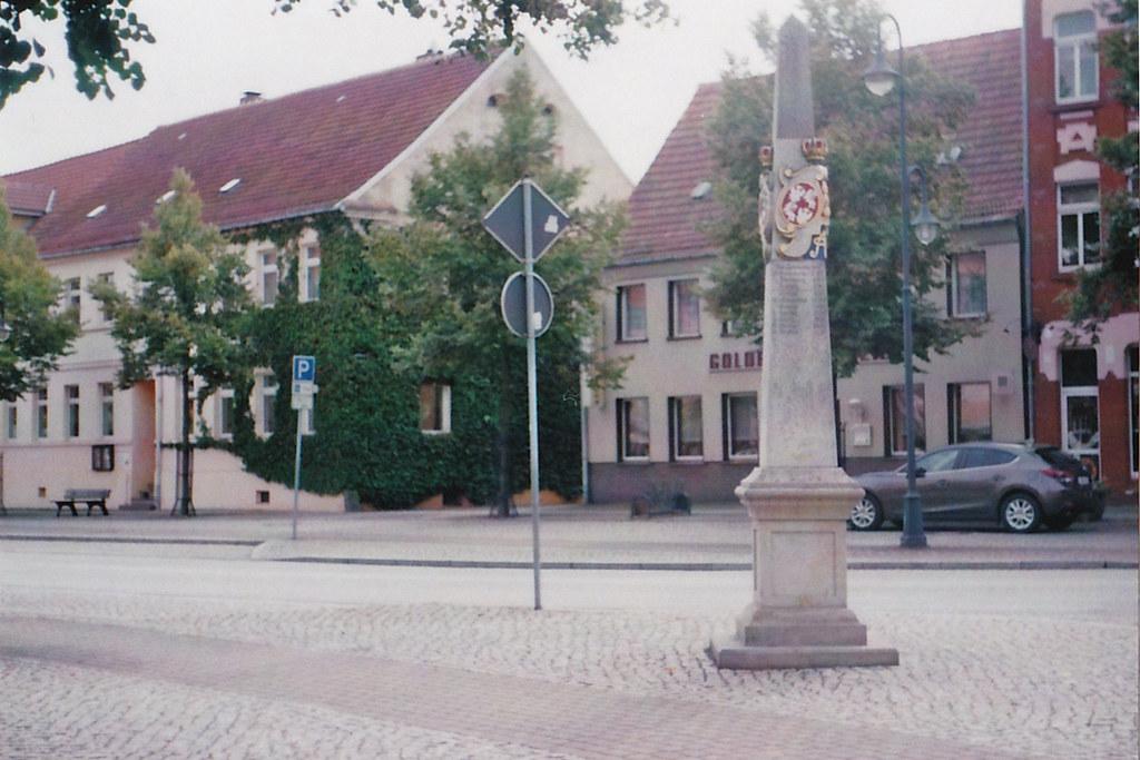 Bad Liebenwerda - Postsäule