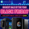 Best Black Friday Deals & Sales 2017 @ GeekBuying.com