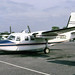 Aerocommander 500B F-BUUZ Elstree 8-9-78