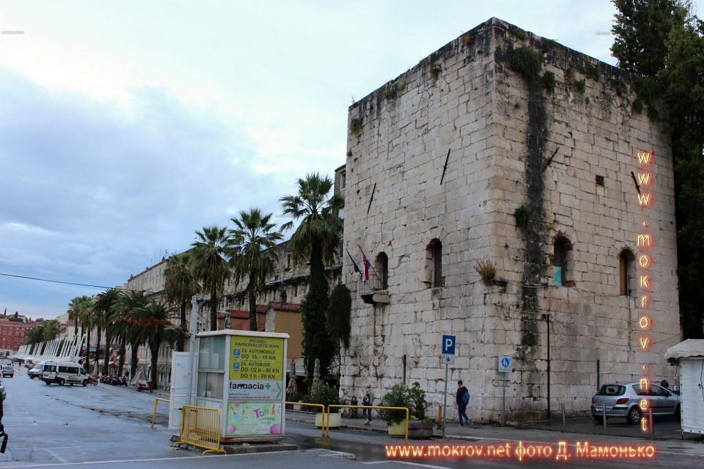 Сплит — город в Хорватии фоторепортажи
