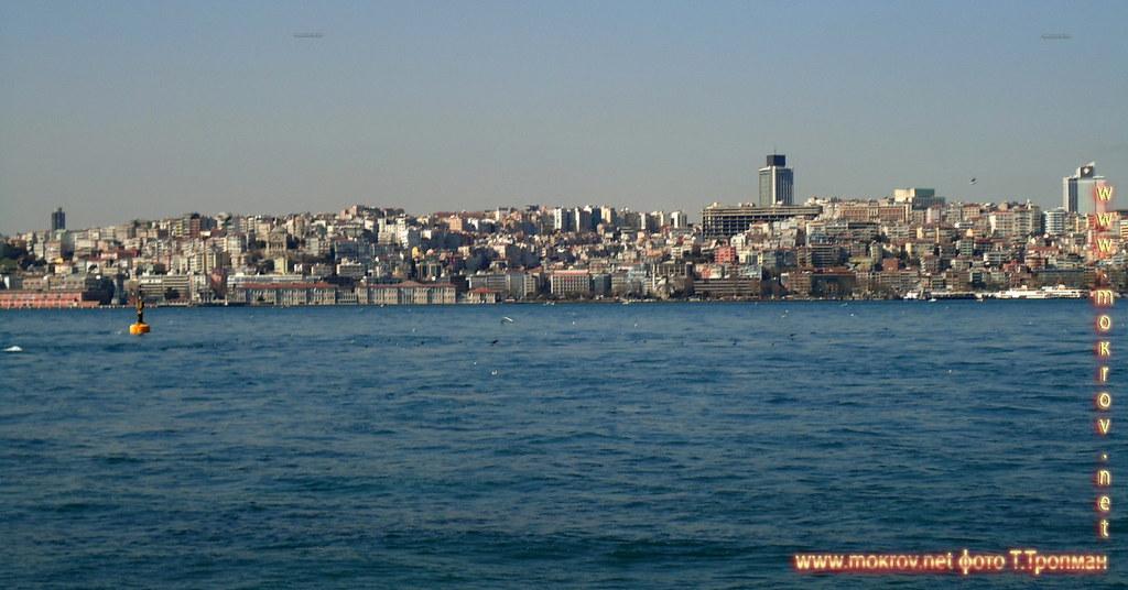 Турция — Стамбул фотозарисовки