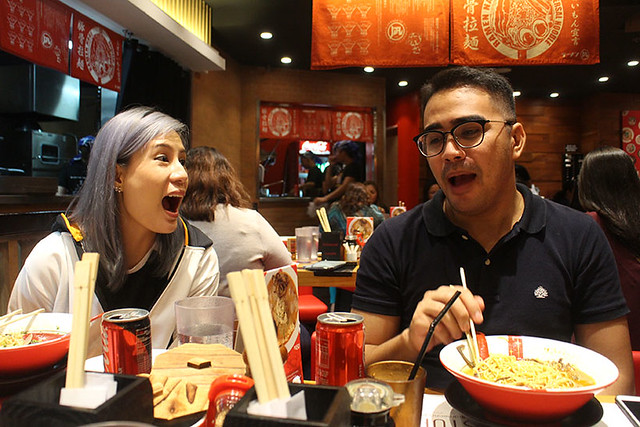 Ramen Nagi Last Quarter Syndrome Stress Health Food Luie Magbanua Jeol Quizon